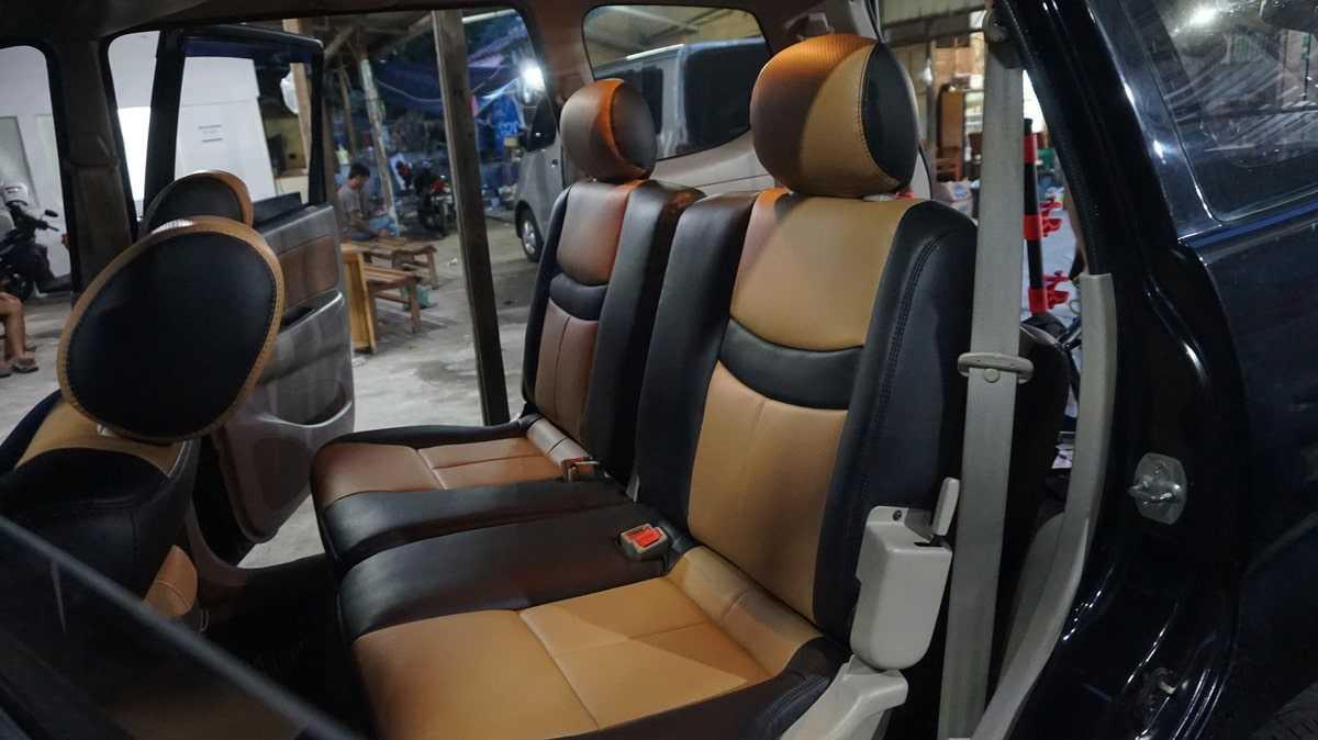 Jok Paten Mobil Bahan Kulit MBtech Superior Tangerang